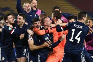 Thắng luân lưu, Scotland dự EURO 2021 sau hai thập kỷ chờ đợi