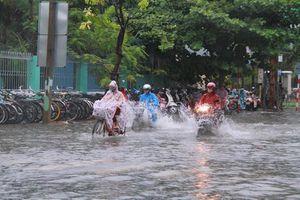 Đà Nẵng cho học sinh, sinh viên nghỉ học tránh bão số 13