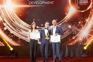 Aurora IP nhận giải thưởng Khu công nghệ xanh