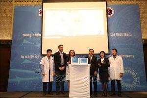 Nền tảng công nghệ VIETRAD giúp cải thiện chẩn đoán ung thư vú tại Việt Nam