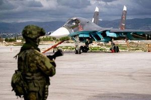 Báo Mỹ: 'Su-34 hoàn hảo tấn công đất, rất mạnh khi đối không'