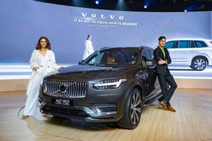 Bảng giá xe Volvo tháng 11/2020: Thêm 2 sản phẩm mới