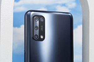 Smartphone Oppo kết nối 5G, màn hình 90Hz, pin 5.000 mAh, sạc 30W, giá 4,89 triệu