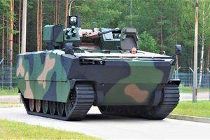 Lộ diện xe chiến đấu bộ binh 'khủng' mới của Ba Lan