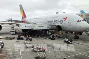 Chủ nợ chính cân nhắc bán Asiana Airlines cho công ty mẹ của Korean Air Lines