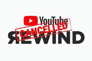 YouTube bất ngờ hủy bỏ truyền thống hàng năm: Sẽ không ra mắt YouTube Rewind 2020