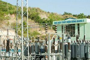 Bộ Công Thương làm đúng quy định với chủ đầu tư cụm dự án thủy điện Sông Giang 1 và 2