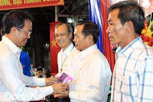 Tiếp tục phát huy tinh thần đoàn kết thực hiện thắng lợi các nhiệm vụ chính trị của địa phương