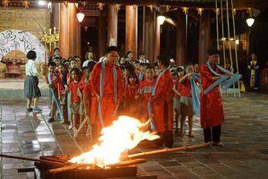 Yên Tử tổ chức 'Đêm hội làng'