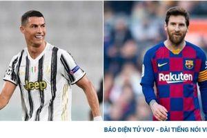 Bạn có biết: Messi không phải đối thủ 'quen thuộc' nhất của Ronaldo?