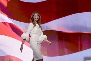 Nhà Trắng sẽ vắng bóng biểu tượng thời trang Melania?