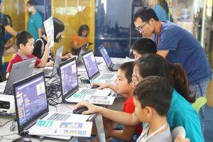 Cuộc thi tài năng công nghệ nhí lần 2 có chủ đề về hành tinh xanh