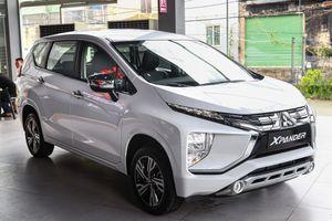 Nhóm xe MPV tháng 10 - doanh số Mitsubishi Xpander bỏ xa Toyota Innova