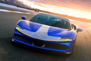 Ferrari SF90 Spider được ra mắt - hiệu suất ngang bản coupe