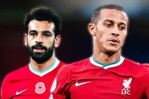 Đội hình ngôi sao dính chấn thương của Liverpool