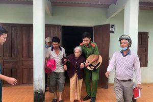 Đà Nẵng: Khẩn trương di tản những hộ dân ra khỏi nơi nguy hiểm