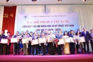 Hội Khoa học và Kỹ thuật Việt Nam: Làm tốt chức năng cầu nối giữa Đảng, Nhà nước và đội ngũ tri thức