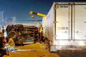 Tin giao thông đến sáng 14/11: 3 người tử vong, 4 người bị thương