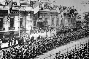 Lần duy nhất trong lịch sử Mỹ can thiệp quân sự vào Nga