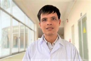 Thầy giáo trường huyện 51 tuổi còn đi học, liên tiếp có bài trên tạp chí ISI