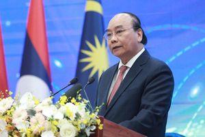 Thủ tướng Việt Nam - Singapore khởi động mạng lưới Logistics thông minh ASEAN