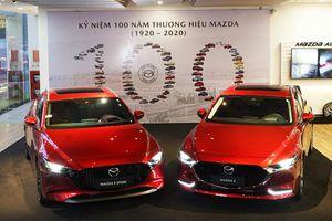 Mazda3 có thêm phiên bản đặc biệt tại Việt Nam, giới hạn 40 chiếc, giá 869 triệu đồng