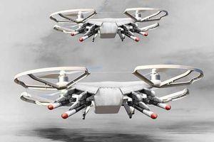 Anh phát triển UAV trang bị súng ngắn và trí tuệ nhân tạo