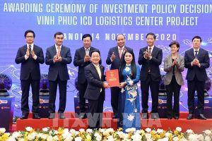 Mở đầu kết nối logistics thông minh trong khu vực ASEAN