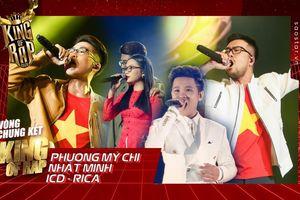 Hòa giọng cùng Phương Mỹ chi - Nhật Minh, ICD - Rica rap về bão lũ miền Trung: Việt Nam vươn mình rực rỡ