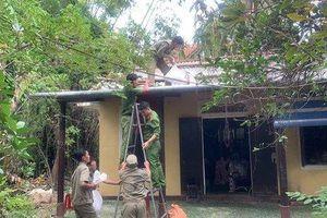 Đà Nẵng, Thừa Thiên - Huế đồng loạt yêu cầu người dân không ra khỏi nhà từ trưa 14/11