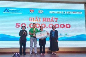 Dự án Mật hoa dừa Sokfarm xuất sắc đạt giải nhất
