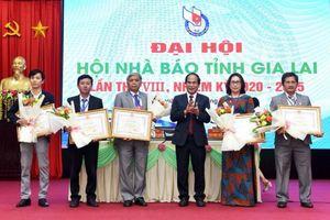 Hội Nhà báo tỉnh Gia Lai tổ chức đại hội lần thứ VIII, nhiệm kỳ 2020-2025