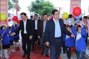 Trưởng ban Tổ chức TW dự Ngày hội Đại đoàn kết tại Thanh Hóa