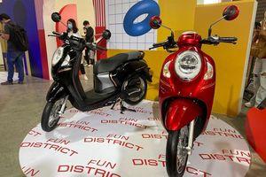 Honda Scoopy 2021 được ra mắt tại Thái Lan với thiết kế mới