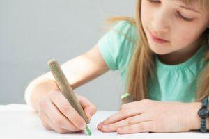 Bút phân hủy sinh học đầu tiên trên thế giới