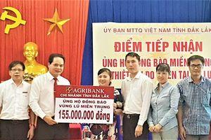Đắk Lắk vận động được hơn 72,7 tỷ đồng hỗ trợ hộ nghèo