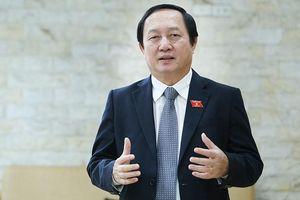Bổ nhiệm Bộ trưởng Khoa học và Công nghệ đối với PGS. TS Huỳnh Thành Đạt