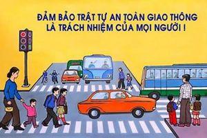 AN TOÀN GIAO THÔNG CHO 'NGƯỜI Ở LẠI'