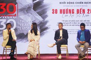 H'Hen Niê, Hồng Ánh đồng hành Chiến dịch 'Cảm xúc 30 năm'