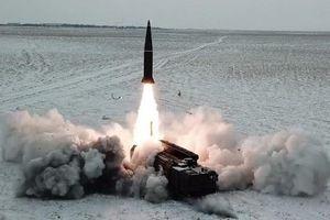 Tình hình chiến sự Syria mới nhất ngày 15/11: Nga tấn công phiến quân bằng tên lửa đạn đạo Iskander