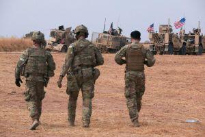 Chiến sự Syria: Mỹ đưa quân từ miền Đông Syria sang phía Bắc Iraq