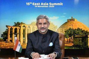 ASEAN 37: Ấn Độ quan ngại về hành động và sự cố làm xói mòn lòng tin ở Biển Đông