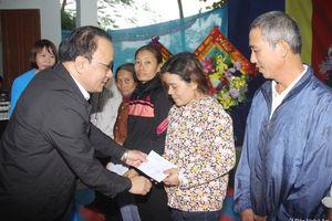 Bí thư Đảng ủy Khối Các cơ quan tỉnh dự ngày hội đại đoàn kết tại huyện Thanh Chương