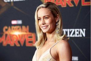 'Captain Marvel' Brie Larson tự ti về ngoại hình của bản thân
