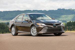 Top 10 ôtô 4 xi lanh tốt nhất năm 2020: Toyota Camry góp mặt