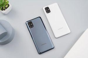 Smartphone Samsung chip S730, RAM 8 GB, pin 7.000 mAh, giá 9,49 triệu tại Việt Nam