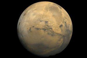 8 điểm đến Hỏa Tinh đón chào du khách tương lai
