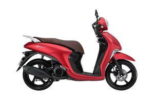 Đối thủ của Honda Vision có thêm màu sắc mới, giá không đổi