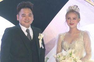 'Soi' trang phục của Xoài Non trong ngày vui, riêng váy cưới đã tương đương giá 3 căn hộ cao cấp