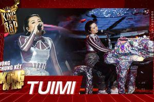 Tuimi trở thành Thanos chứng tỏ đẳng cấp 'Queen Of Rap': Chạm đến đỉnh cao từ âm nhạc đến lời hát!